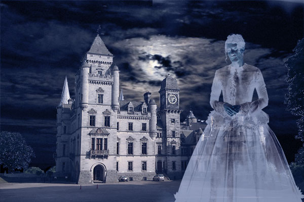 Dunrobin Castle Ghost