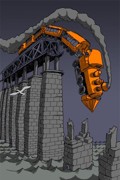 Tay rail disaster